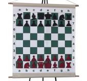 Демонстрационная шахматная доска 67 см