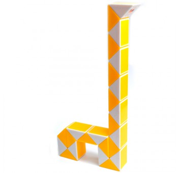 Змейка (Smart Cube YELLOW) - фото 1
