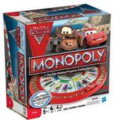 Монополия - Тачки 2