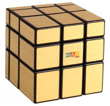 Зеркальный кубик (Smart Cube Mirror Gold)