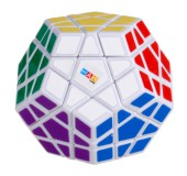 Мегаминкс (Smart Cube Megaminx White)