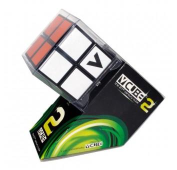 В-Куб 2х2 плоский черный (V-CUBE 2 black)