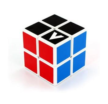 В-Куб 2х2 плоский белый (V-CUBE 2 White)  - фото 3