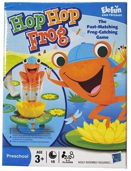 Веселе жабеня (Забавный лягушонок)