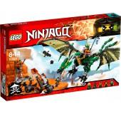 Зелёный Дракон (70593) Серия Lego Ninjago