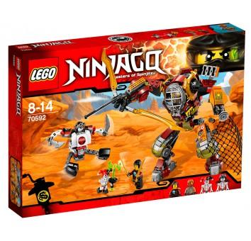 Робот-спасатель (70592) Серия Lego Ninjago