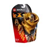 Флайер Аэроджитцу Коула (70741), Серия Lego Ninjago