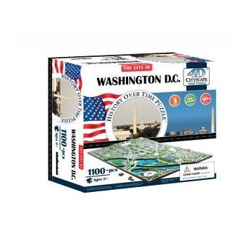 Объемный пазл Вашингтон, США