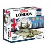 Объемный пазл Лондон, Великобритания