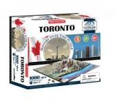 Объемный пазл Торонто, Канада