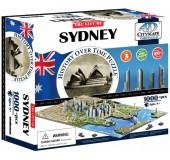 Объемный пазл Сидней, Австралия
