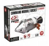 Объемный пазл Командный модуль ракеты