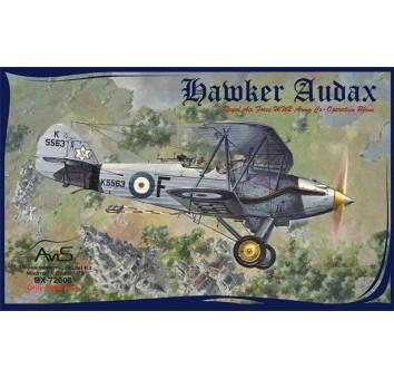 AV72008 Hawker Audax