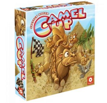 Camel Up! По верблюдам!