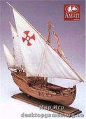 Сборный деревянный корабль Nina (Нина)