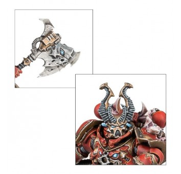 CHAOS SPACE MARINES CULTIST ASSAULT - фото 7