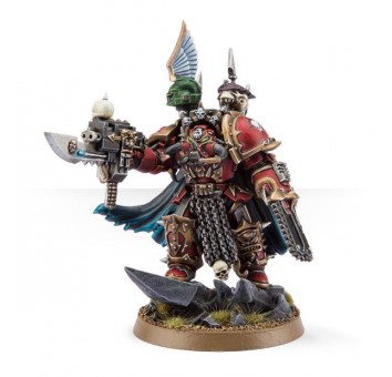 CHAOS SPACE MARINES TERMINATOR LORD - фото 4