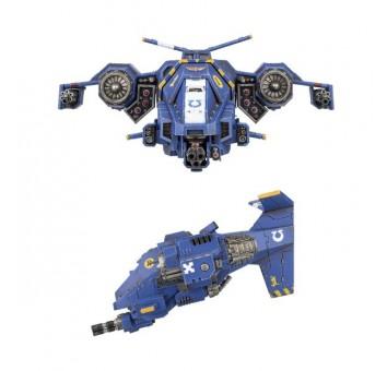 Space Marine Stormhawk Interceptor - фото 4