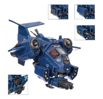 Space Marine Stormhawk Interceptor - фото 11
