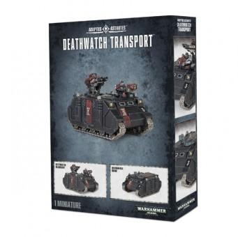 DEATHWATCH TRANSPORT - фото 10
