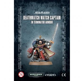 Deathwatch Watch Captain in Terminator Armour - фото 5