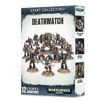 Start Collecting! Deathwatch - фото 6