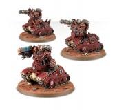 Adeptus Mechanicus Kataphron Battle Servitors (Breachers/Destroyers)
