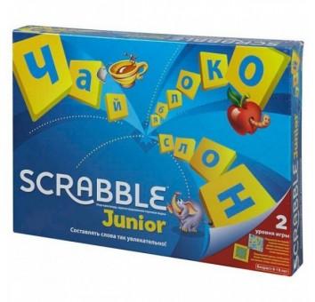 Скребл Юниор (Scrabble junior)
