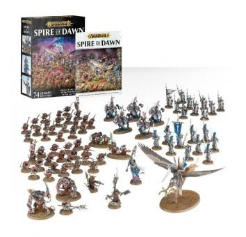 Warhammer Age of Sigmar: Spire of Dawn
