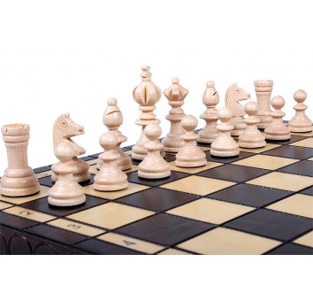 Шахматы Олимпийские Малые - фото 4
