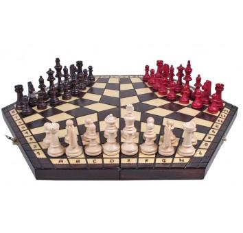 "Шахматы ""На троих"""