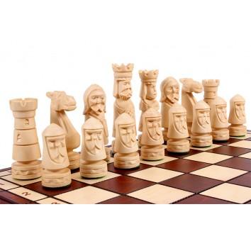 Шахматы Замок Маленькие - фото 3