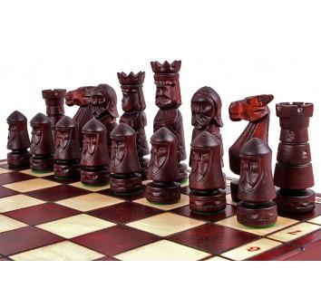 Шахматы Замок Маленькие - фото 4