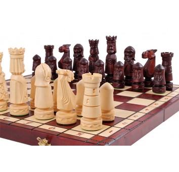 Шахматы Замок Маленькие - фото 5