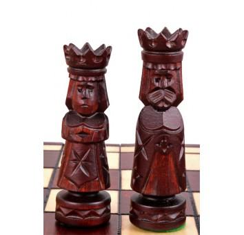 Шахматы Замок Маленькие - фото 7