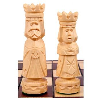 Шахматы Замок Маленькие - фото 8