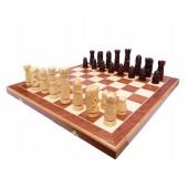 Шахматы Замок Большие Интарсия