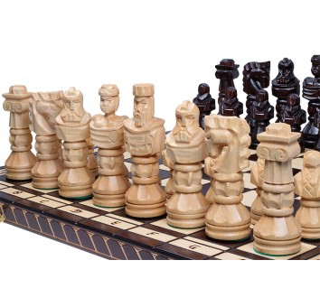 Шахматы Гладиатор - фото 5