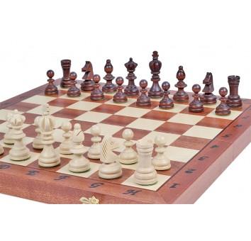 Шахматы Олимпийские интарсия малые - фото 4
