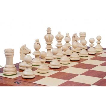 Шахматы Олимпийские интарсия малые - фото 5