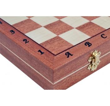Шахматы Олимпийские интарсия малые - фото 8