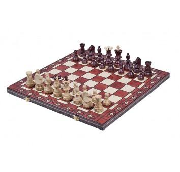 Шахматы  AMBASSADOR коричневые