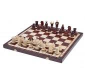 Шахматы SMALL KINGS инкрустированные