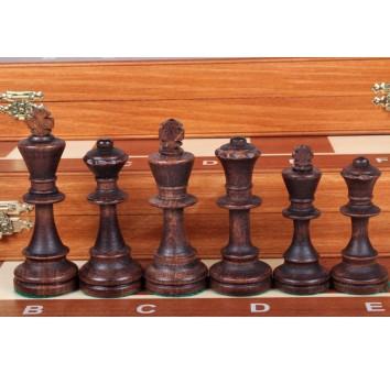 Шахматы Турнирные Большие - фото 7
