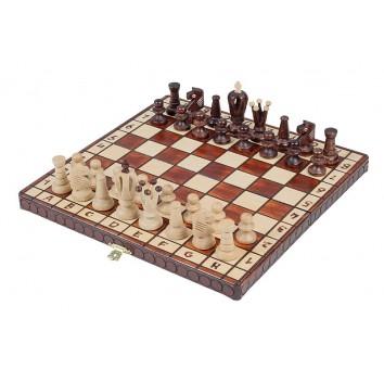 Шахматы Роял 30 коричневые