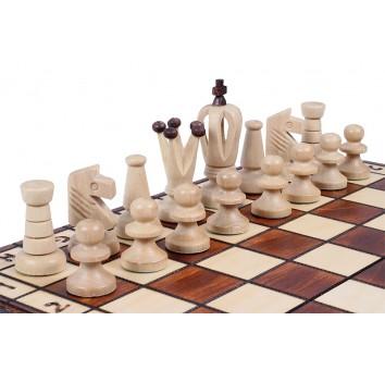 Шахматы Роял 30 коричневые - фото 3
