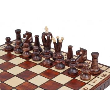 Шахматы Роял 30 коричневые - фото 4