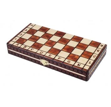 Шахматы Роял 30 коричневые - фото 6
