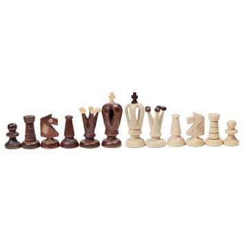 Шахматы Роял 30 коричневые - фото 7