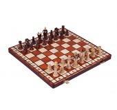 Шахматы Роял 36 коричневые